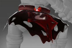 Auspicious Red Mist Reaper's Belt