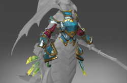 Breastplate of the Slithereen Knight