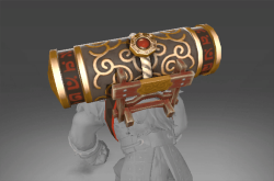 Auspicious Golden Reel Guardian Totem