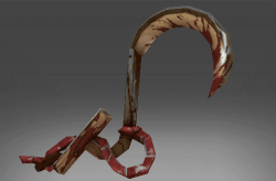 Inscribed Hook of the Mad Harvester