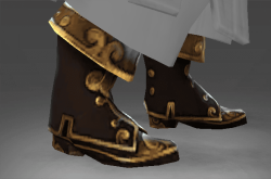 Genuine Boots of the Divine Anchor