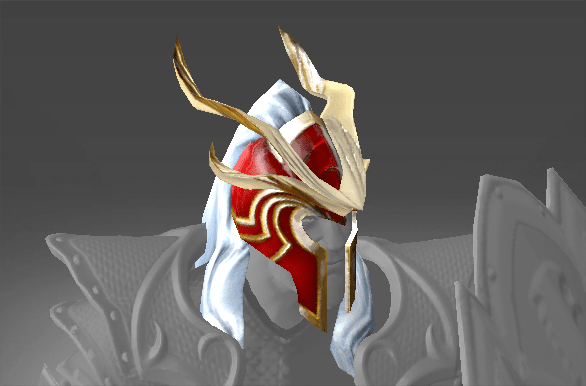 Helmet of the Blazing Superiority