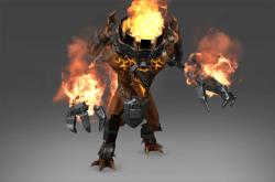 Inscribed Torchbearer