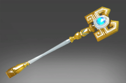 Genuine Square Sky Staff
