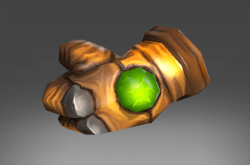 Emerald Frenzy Glove