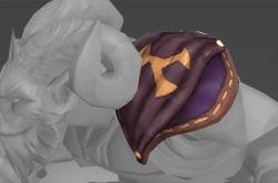Auspicious Tahlin Occult Shoulder Sigil