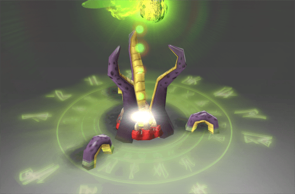 Tentacles of Nether Reach