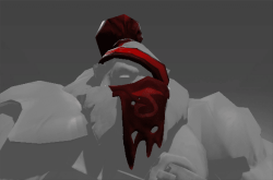 Auspicious Red Mist Reaper's Mask