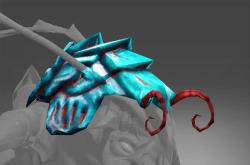 Armored Exoskeleton Back