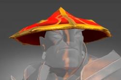 Cursed Ember Spirit's Hat