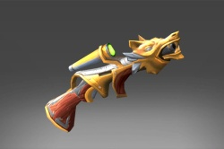 Heroic Wolfhound Rifle