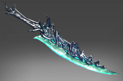 Corrupted Twisted Ghostblade of the Frozen Apostle