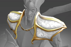 Rune Forged Shoulders