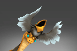 Corrupted Staff of the Eagle