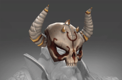 Death Mask of the Conquering Tyrant