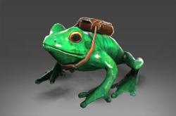 Legacy Skip the Delivery Frog
