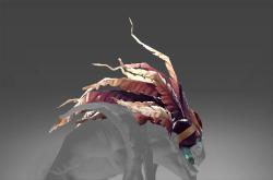 Genuine Shadow Flame Headdress