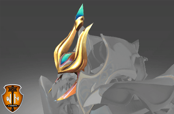 Frozen Helmet of the Chosen Larva