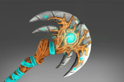 Corrupted Staff of the Lunar Tree