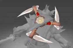 Shuriken of the Hidden Hunter