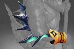 Deep Vault Guardian Armplates