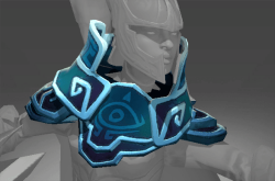 Inscribed Guard of the Dark Wraith