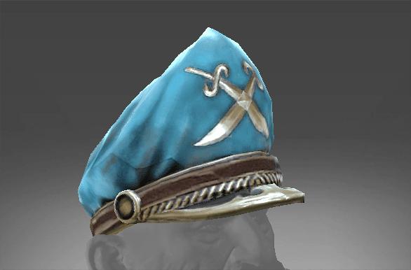 Auspicious Admiral's Foraged Cap