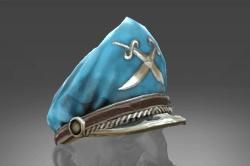 Frozen Admiral's Foraged Cap