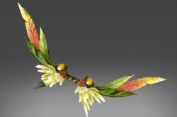 Frozen Featherfall Bow