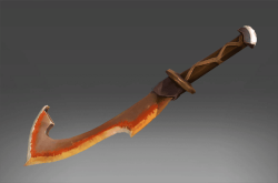 Corrupted Blade of Cleaving Swiftness