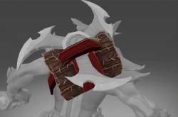 Guard of the Crimson Cut-throat