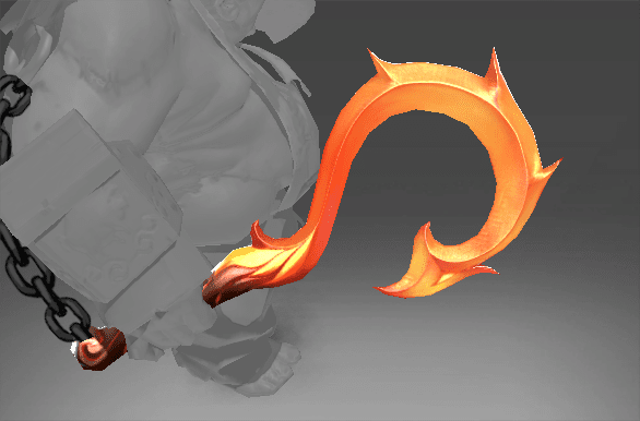 Inscribed Scorching Talon