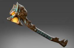 Cursed Eki Bukaw Wand - Off-Hand