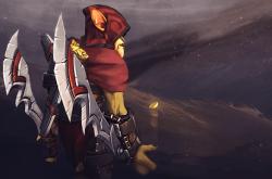 Twin Blades Assassin