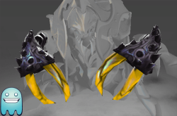 Inscribed Shadow Claws