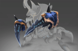 Corrupted Claws of Cicatrix Regalia