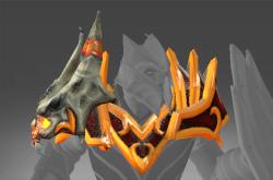 Inscribed Shoulders of the Slain Dragon