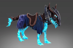 Corrupted Rimeheart the Doom Stallion