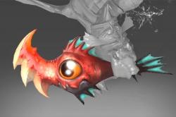 Spanky the Daggerfish