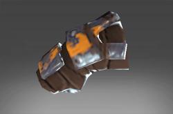 Ogre's Caustic Steel Bracers