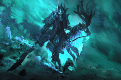 Genuine Mark of the Mistral Fiend Loading Screen