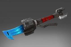 Genuine Hook of the Iron Clock Knight
