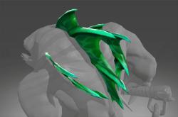Back Fins of the Deepweed Drowner