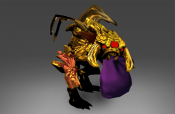 Unusual Golden Baby Roshan