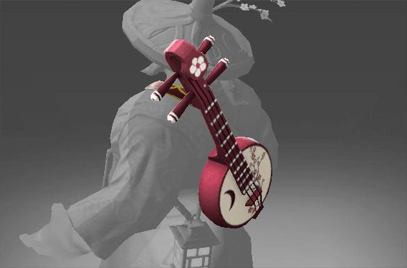 Ruan of Blossoming Harmony