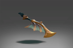 Infused Blade of Prismatic Grace