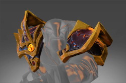 Pauldrons of Blaze Armor