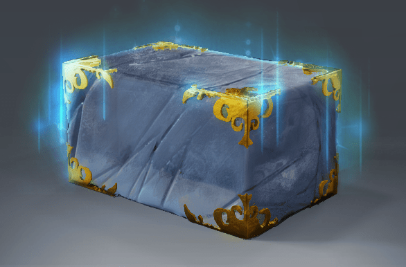 Effigy Block of Winter 2016 Level III