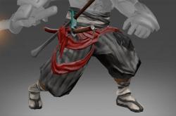 Inscribed Pantaloons of the Bladekeeper