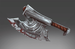 Hatchet of the Trapper